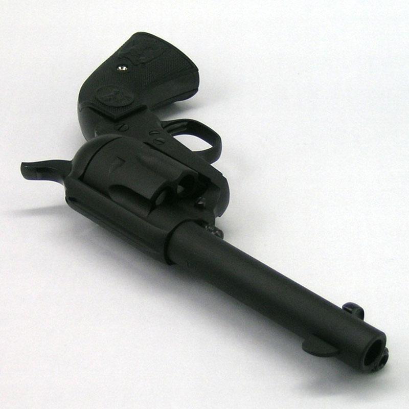 画像3: コルトS.A.A.45・2ndジェネレーション・4-3/4インチ HW製/発火式モデルガン(タナカ)