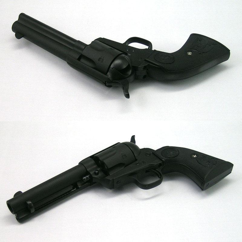 画像5: コルトS.A.A.45・2ndジェネレーション・4-3/4インチ HW製/発火式モデルガン(タナカ)