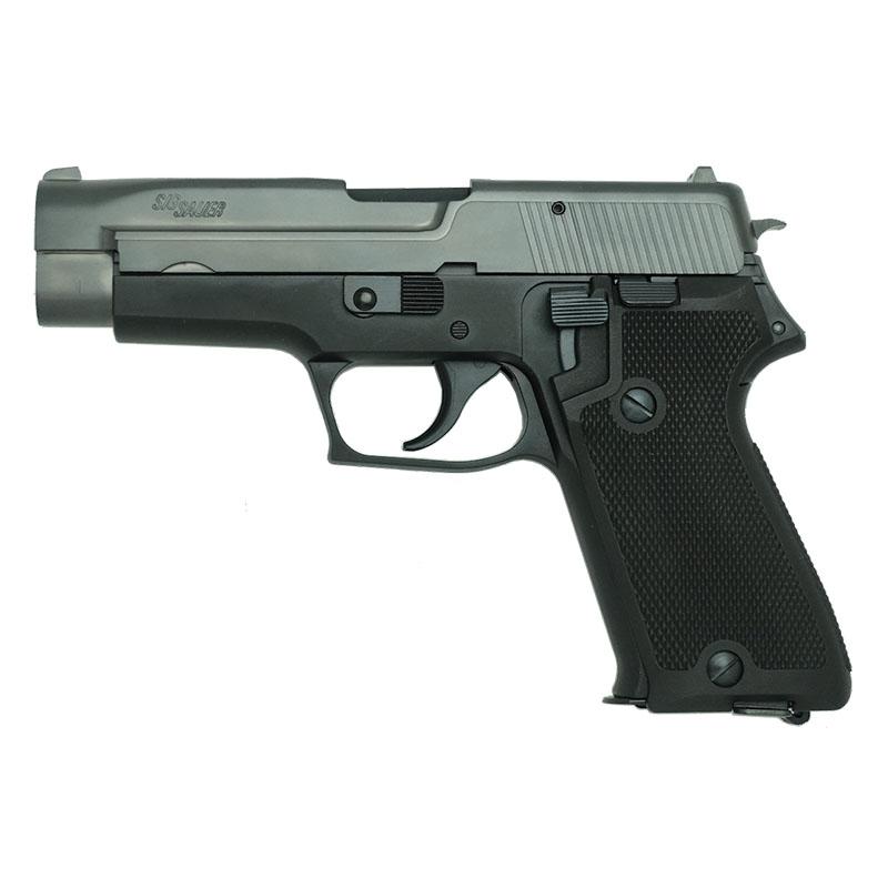 画像1: SIG P220 アーリータイプ・エボ2・フレームHW ABS・HW/BLKモデルガン(タナカ)