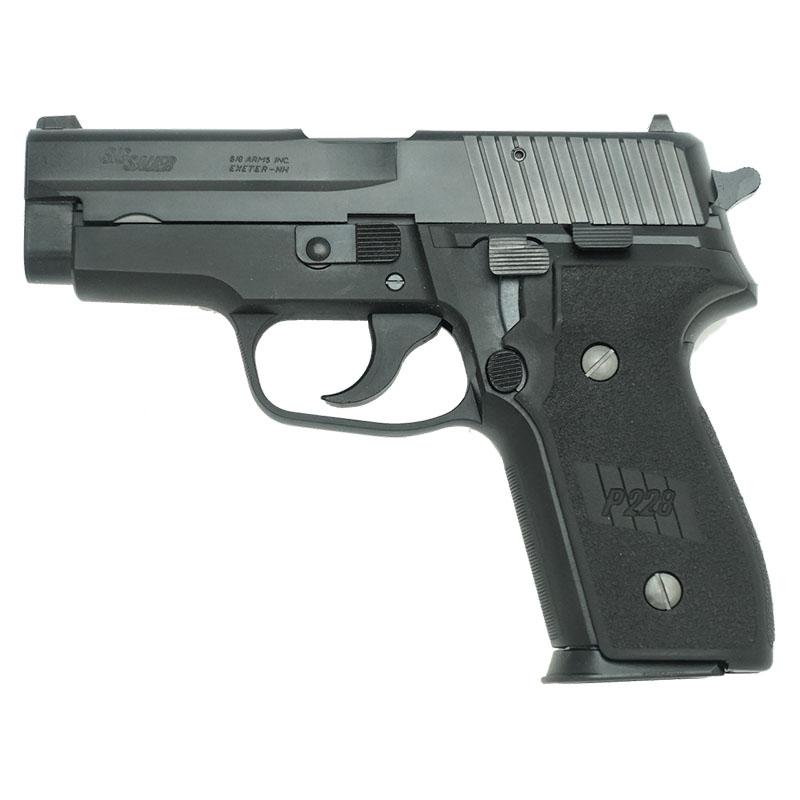 画像1: SIG P228・EVO2・フレームHW ABS・HW/BLKモデルガン(タナカ)