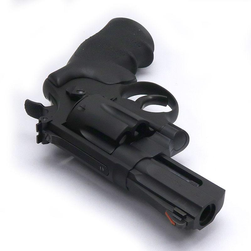 画像3: S&W M29 PC フラットサイド・3インチ・HW Ver.2 HW・発火式モデルガン(タナカ)
