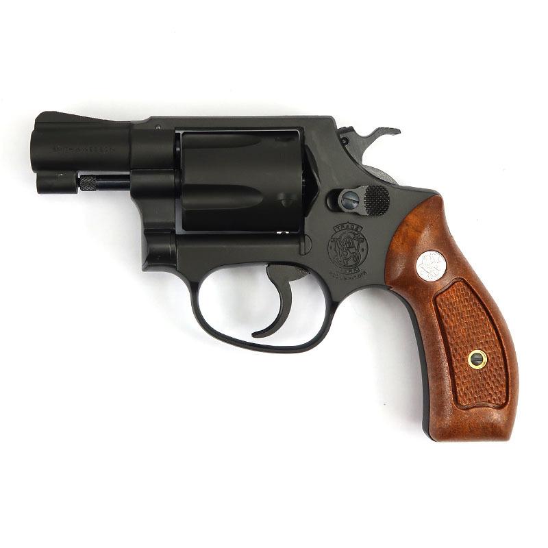 画像1: S&W M36チーフススペシャル・2インチ[HW Ver.2] HW/発火式モデルガン(タナカ)