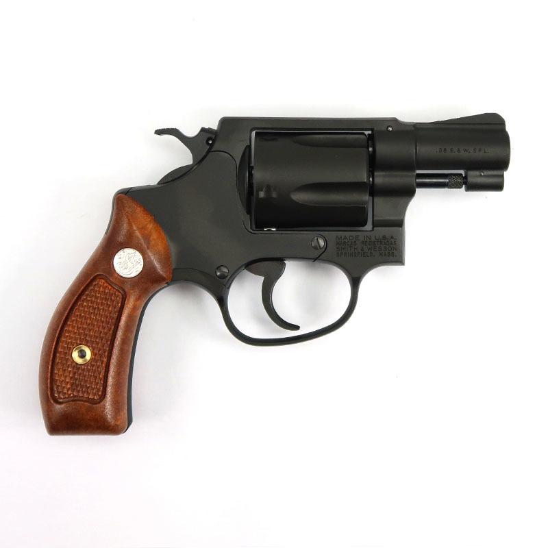 画像2: S&W M36チーフススペシャル・2インチ[HW Ver.2] HW/発火式モデルガン(タナカ)