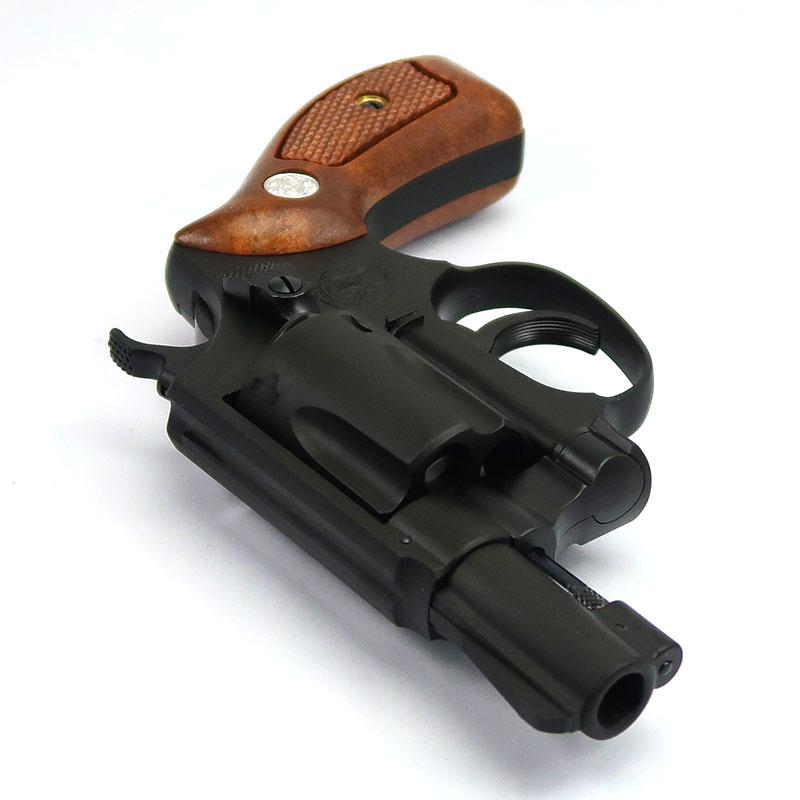 画像3: S&W M36チーフススペシャル・2インチ[HW Ver.2] HW/発火式モデルガン(タナカ)