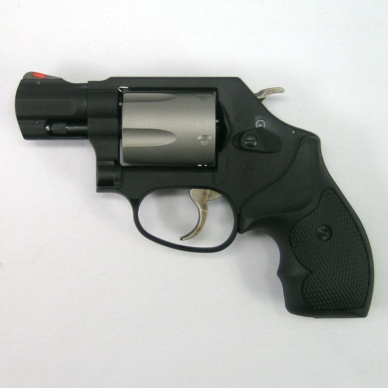 画像1: S&W M360PD .357マグナム [セラコート] ABS・ガスガン(タナカ)
