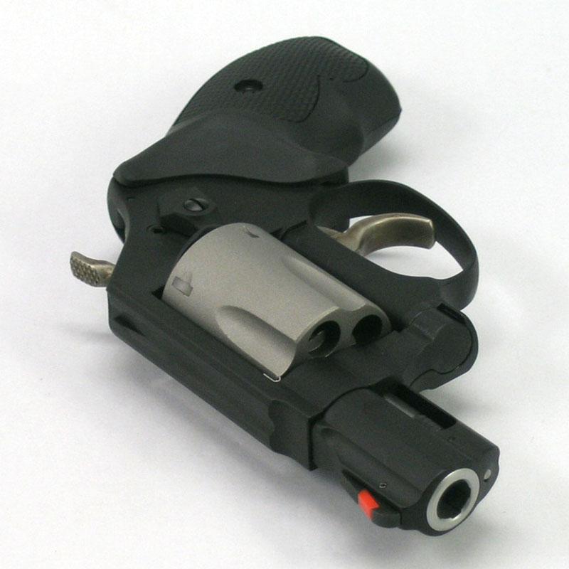 画像3: S&W M360PD .357マグナム [セラコート] ABS・ガスガン(タナカ)