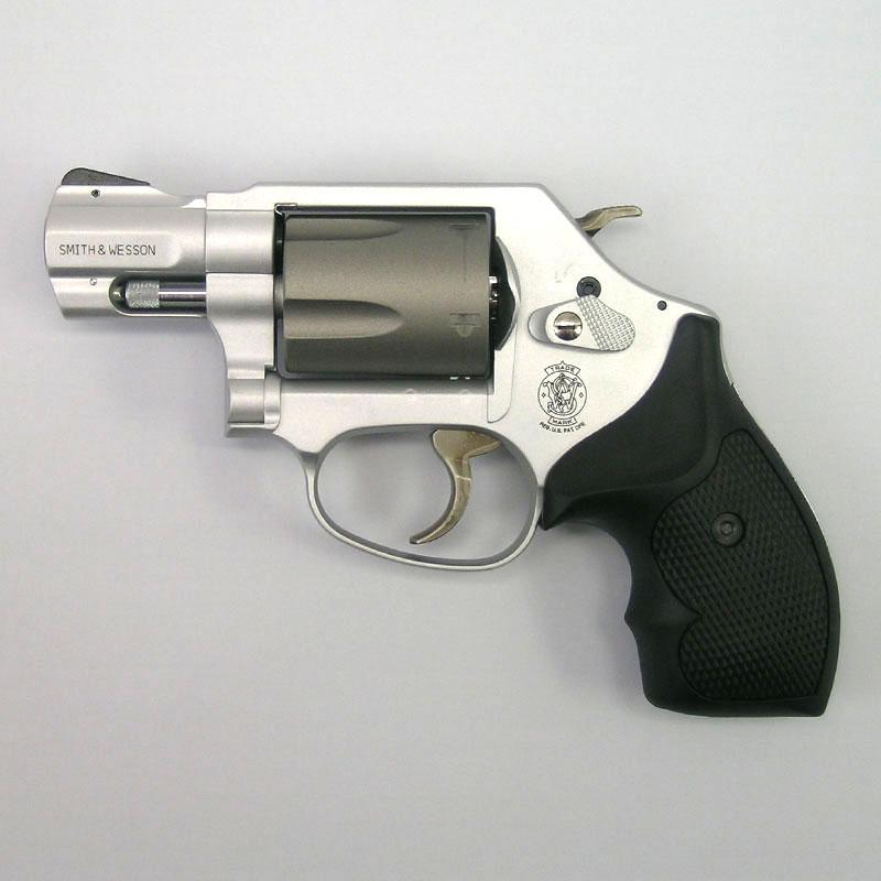 画像1: S&W M360SC[スカンジウム]セラコート  ABS/発火式モデルガン(タナカ)