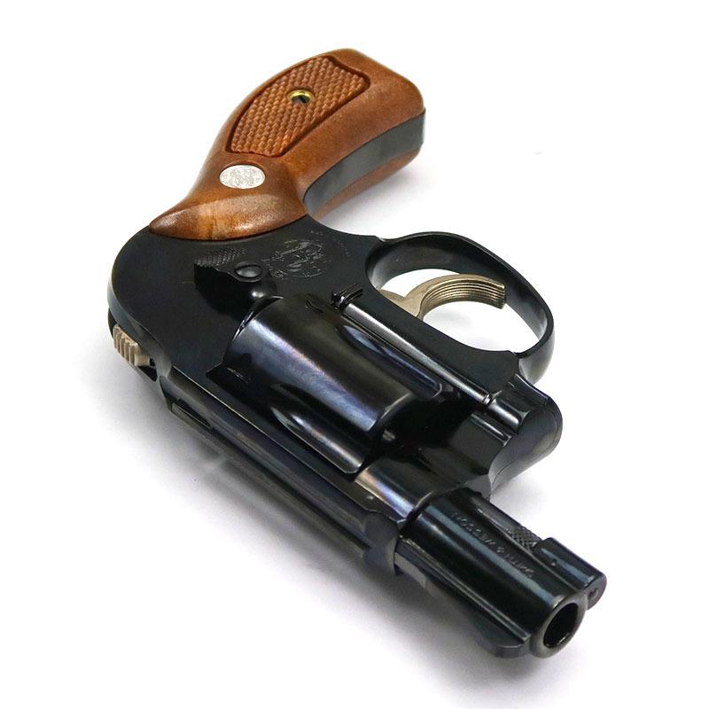 画像3: S&W M49ボディガード・2インチ[スチールジュピターフィニッシュ] Ver.2  HW/発火式モデルガン(タナカ)