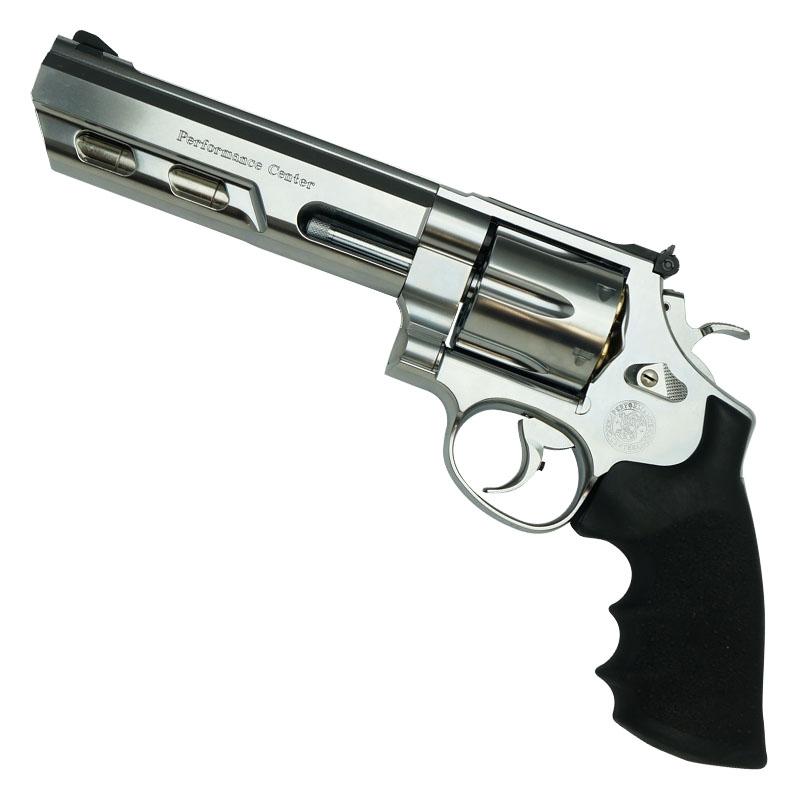 画像1: S&W M629 PCターゲットハンター[ステンレスフィニッシュ] Ver.2 ABS・発火式モデルガン(タナカ)