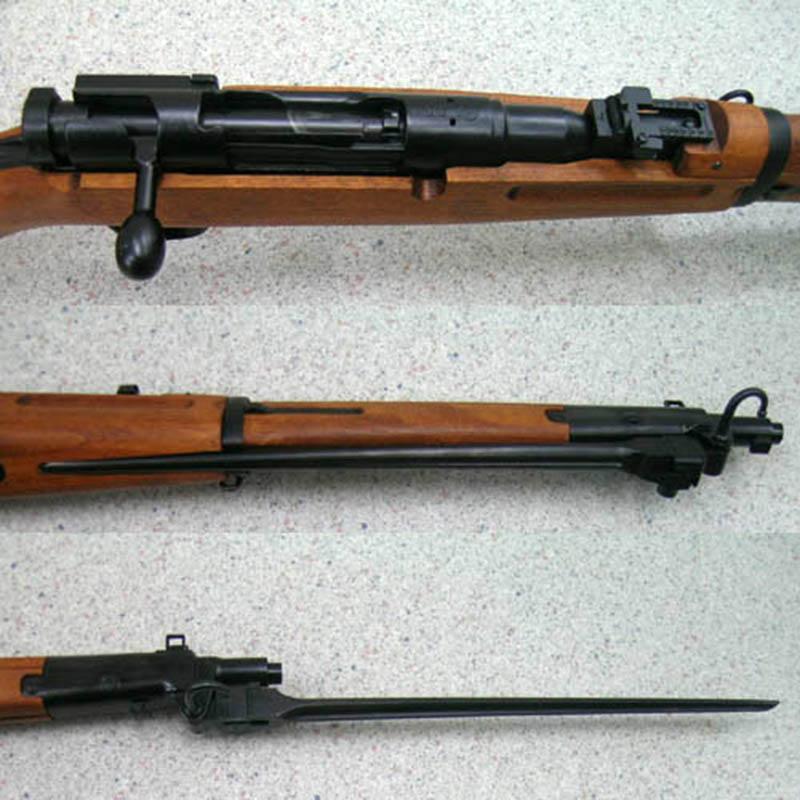 画像3: 四四式騎兵銃 金属/発火式モデルガン(タナカ)