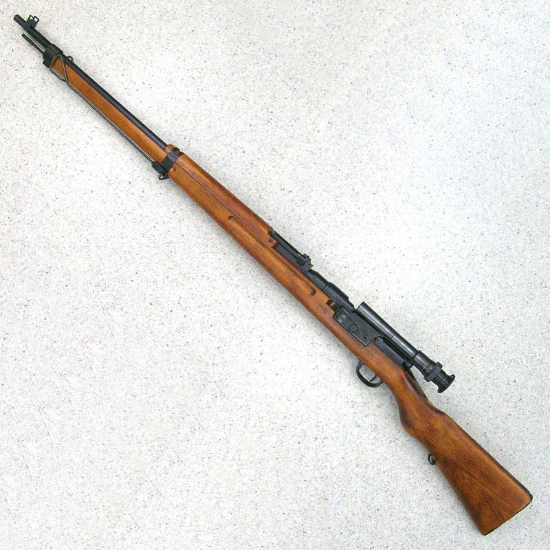 画像2: 【送料別途お見積り】九七式狙撃銃 金属/発火式モデルガン(タナカ)