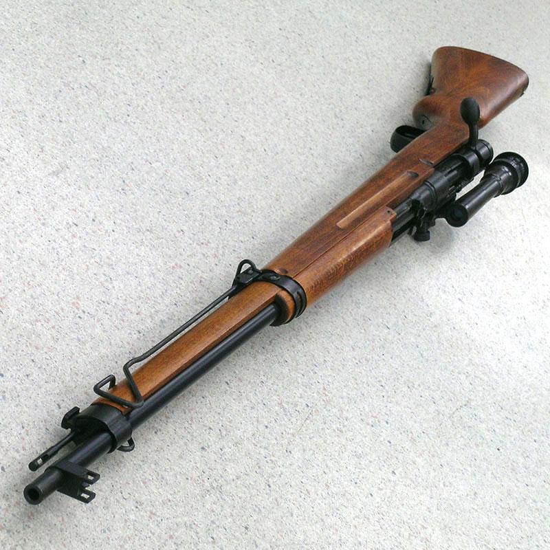 画像3: 【送料別途お見積り】九七式狙撃銃 金属/発火式モデルガン(タナカ)