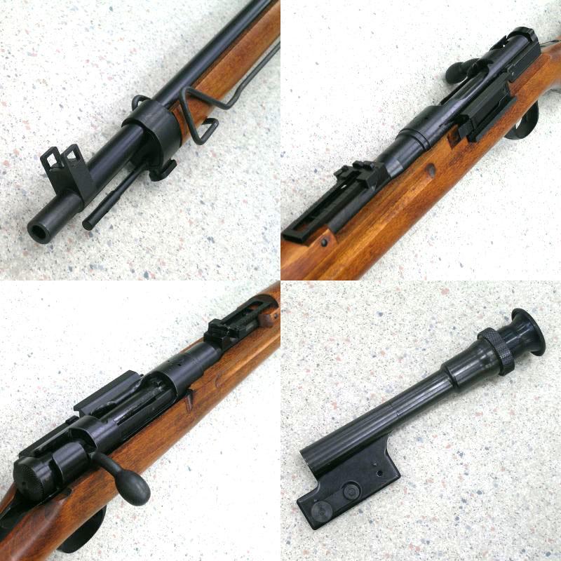 画像5: 【送料別途お見積り】九七式狙撃銃 金属/発火式モデルガン(タナカ)