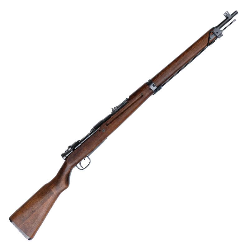 画像1: 九九式短小銃 [グレイスチール・フィニッシュ] 金属/発火式モデルガン(タナカ)