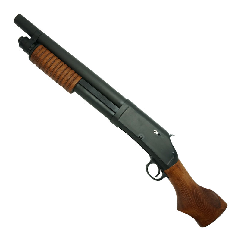 画像1: M1897ソードオフ・バージョン2 ABS/発火式モデルガン(タナカ)