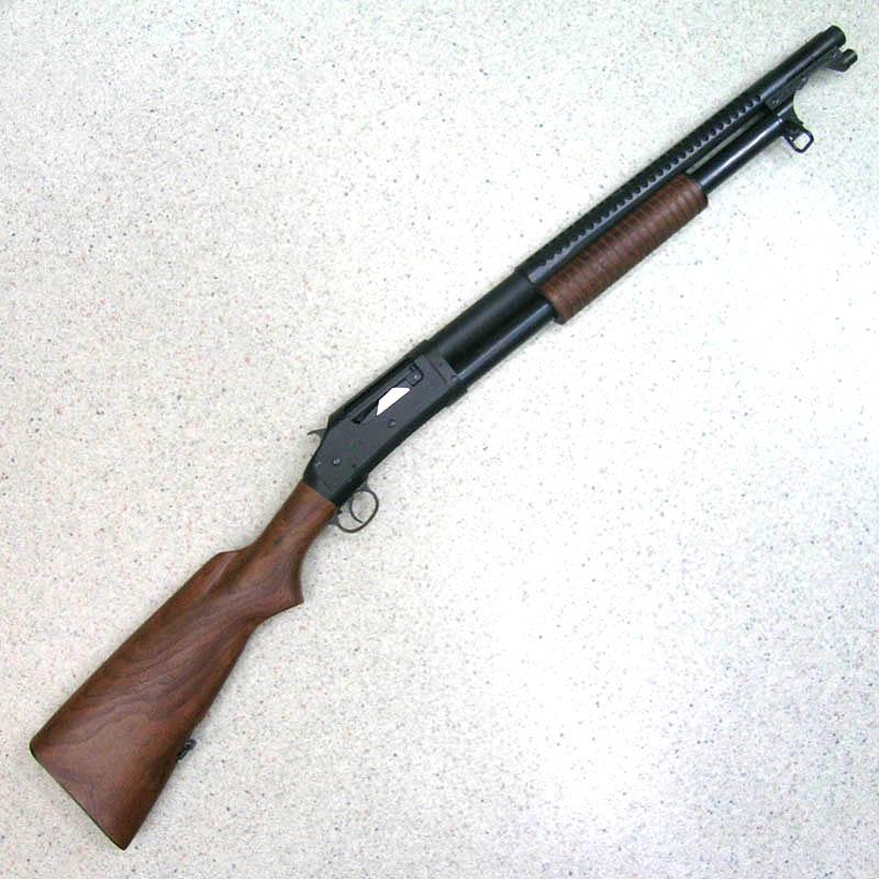 画像1: M1897トレンチガン・バージョン2 ABS/発火式モデルガン(タナカ)