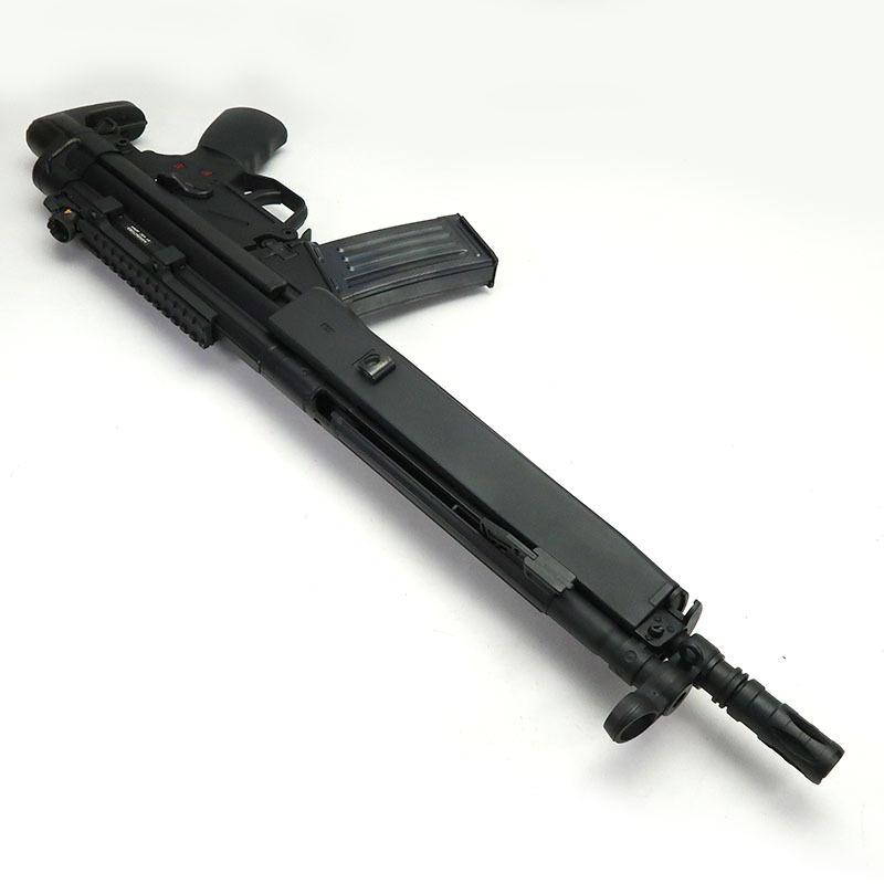画像3: 【中古/2WAY電動ガン】HK33K ABS/金属製(KSC)