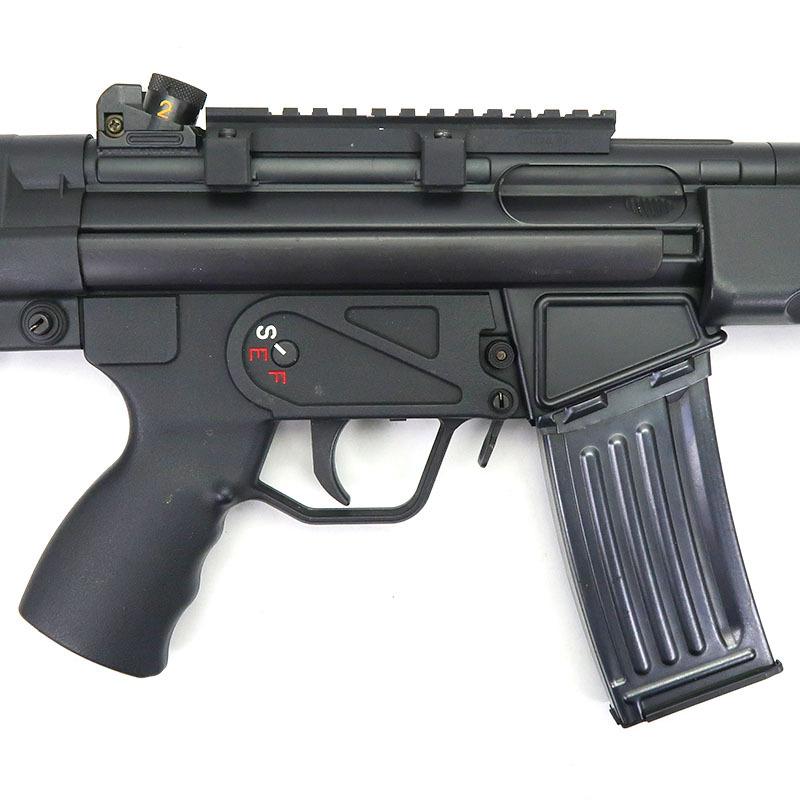 画像4: 【中古/2WAY電動ガン】HK33K ABS/金属製(KSC)