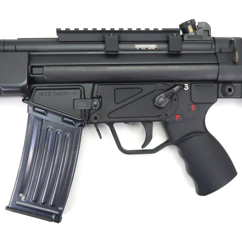画像5: 【中古/2WAY電動ガン】HK33K ABS/金属製(KSC)