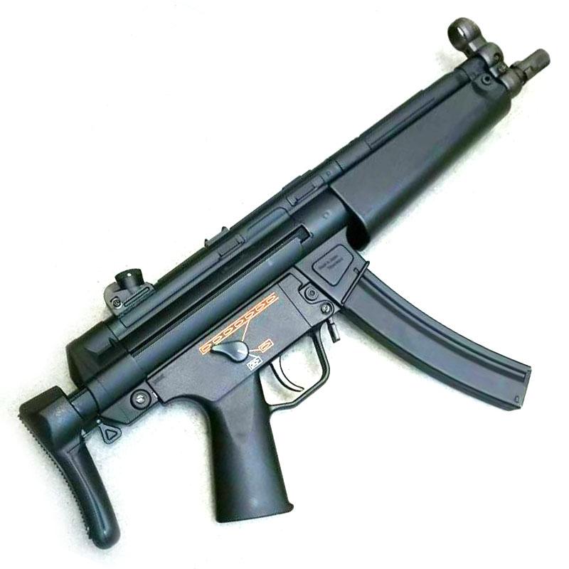 画像1: 【中古/スタンダード電動ガン】H&K MP5A5 HG ABS製(マルイ)