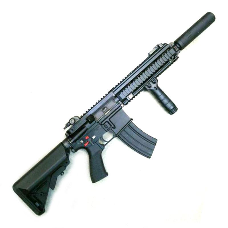画像1: 【中古/次世代電動ガン】HK416 DEVGRU カスタム 金属製(マルイ)