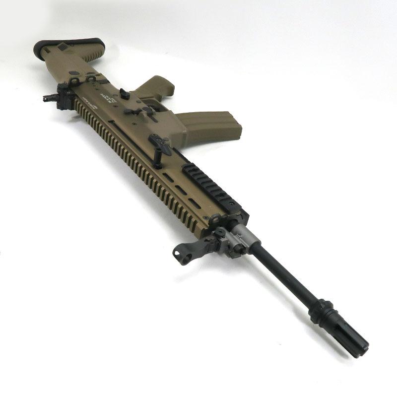 画像3: 【中古/次世代電動ガン】SCAR-L F.D.E.(フラットダークアース)  金属製(マルイ)