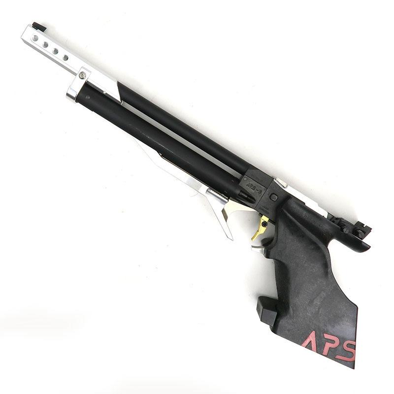 画像1: 【中古/エアーガン】APS-3 (FA/コンペ付き) 金属製(マルゼン)