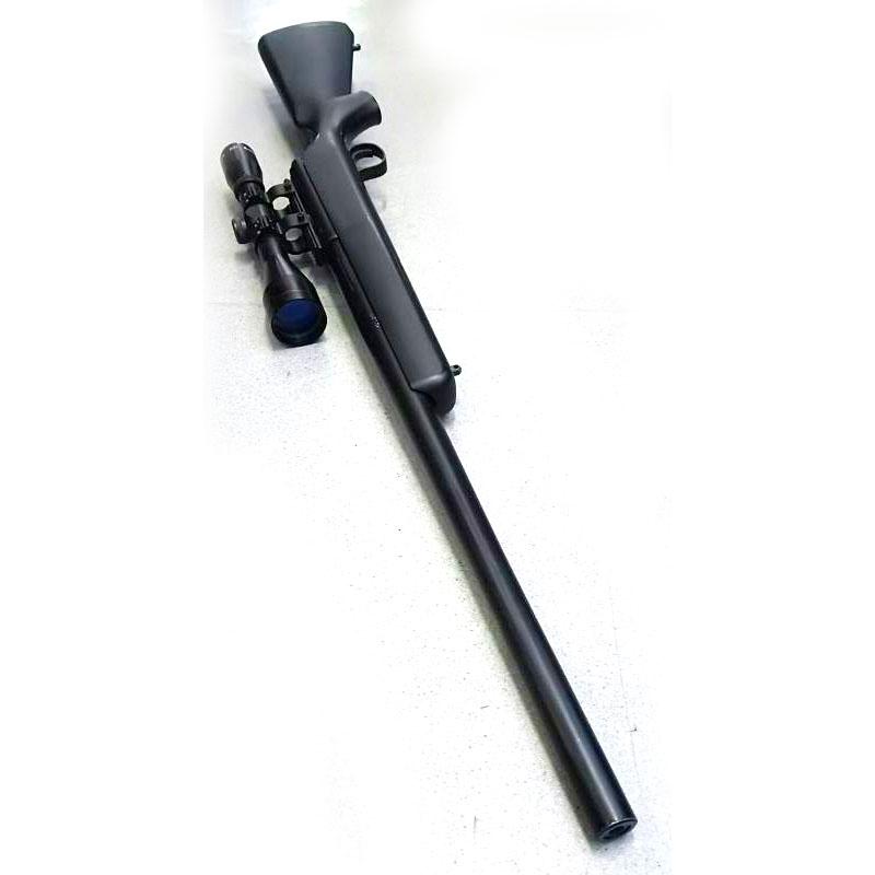 画像3: 【中古/エアガン】VSR-10 プロスナイパーバージョン [4x40プロスコープ付き]  金属/ABS製(マルイ)