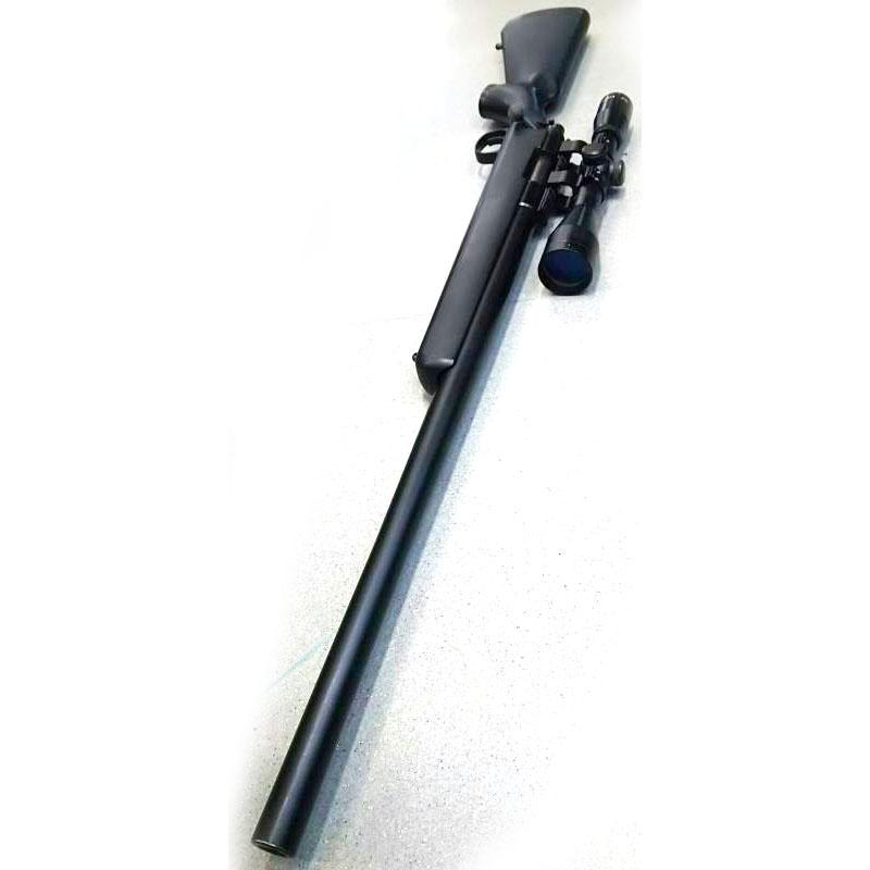 画像4: 【中古/エアガン】VSR-10 プロスナイパーバージョン [4x40プロスコープ付き]  金属/ABS製(マルイ)