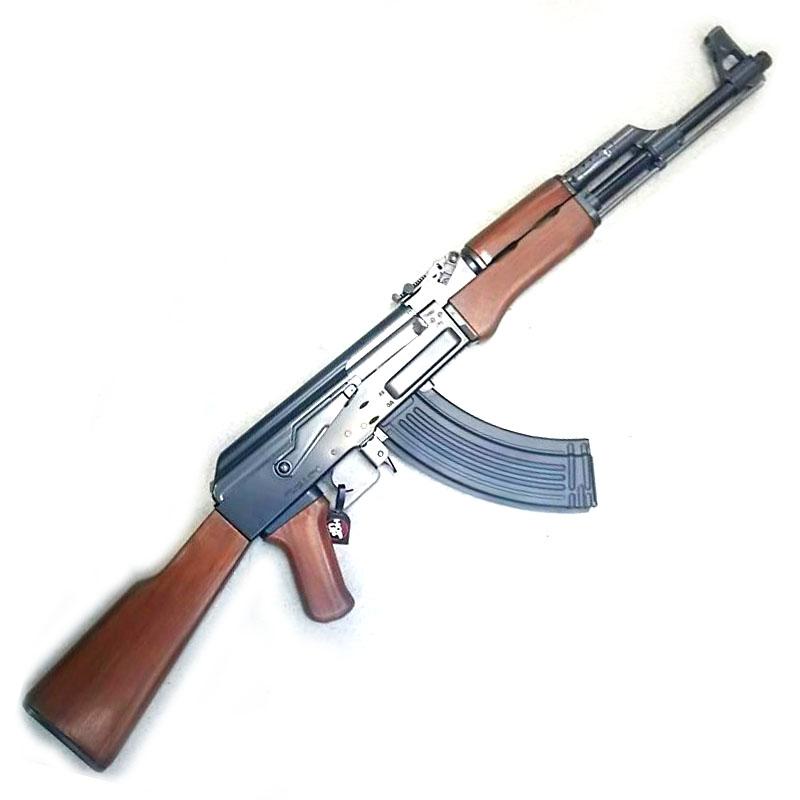 画像1: 【中古/スタンダード電動ガン】AK47 ABS製(マルイ)