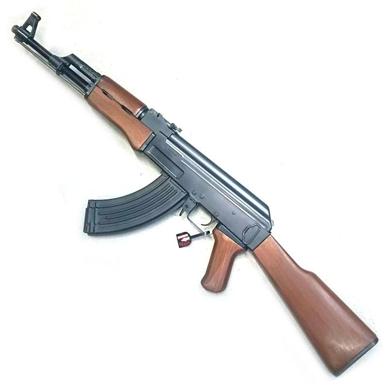 画像2: 【中古/スタンダード電動ガン】AK47 ABS製(マルイ)