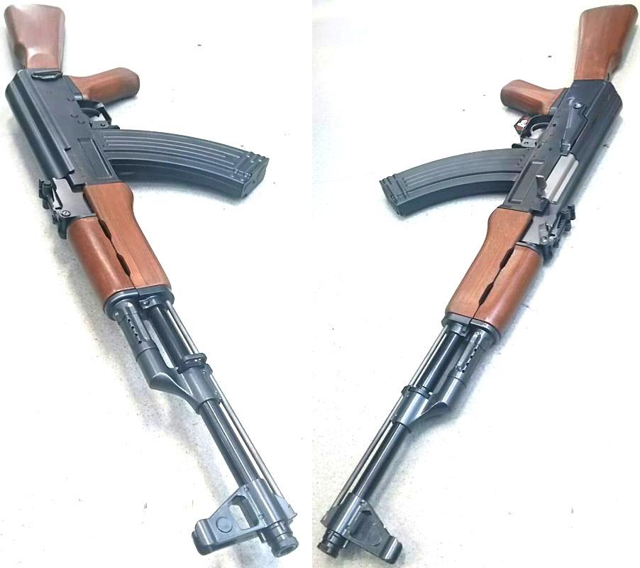 画像3: 【中古/スタンダード電動ガン】AK47 ABS製(マルイ)