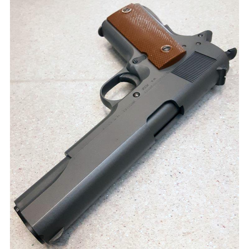 画像4: 【中古/BLKガスガン】コルト M1911A1 (SCW Ver.1) HW製(ウェスタンアームズ)