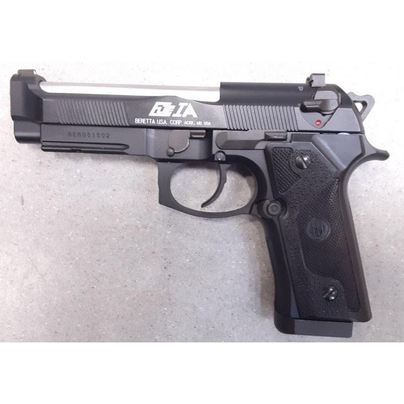 画像1: 【中古/BLKガスガン】BERETTA M92FS ELITE IA HW製(ウェスタンアームズ)