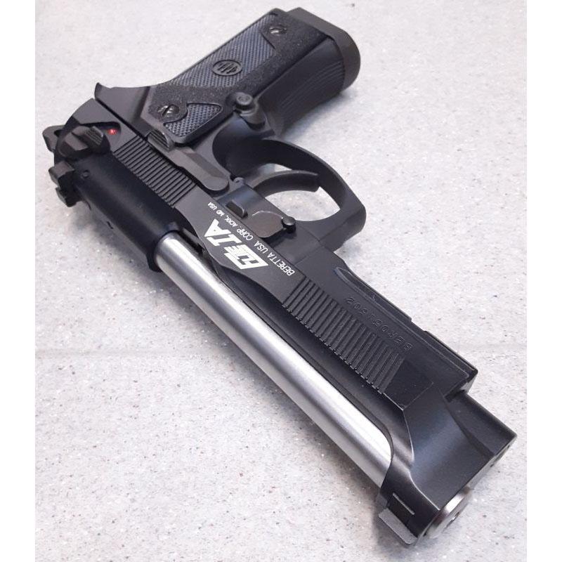 画像3: 【中古/BLKガスガン】BERETTA M92FS ELITE IA HW製(ウェスタンアームズ)