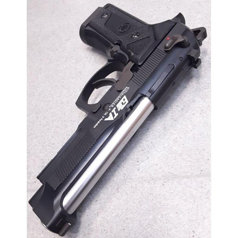 画像4: 【中古/BLKガスガン】BERETTA M92FS ELITE IA HW製(ウェスタンアームズ)