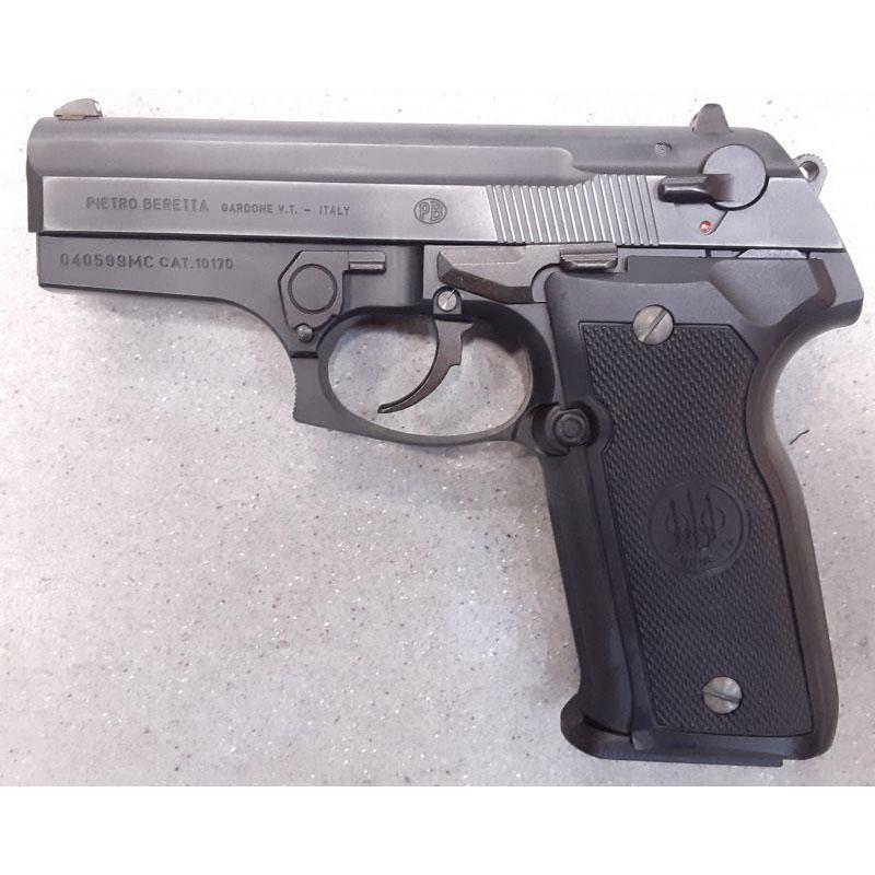 画像1: 【中古/BLKガスガン】BERETTA M8045 カーボンブラック HW製(ウェスタンアームズ)