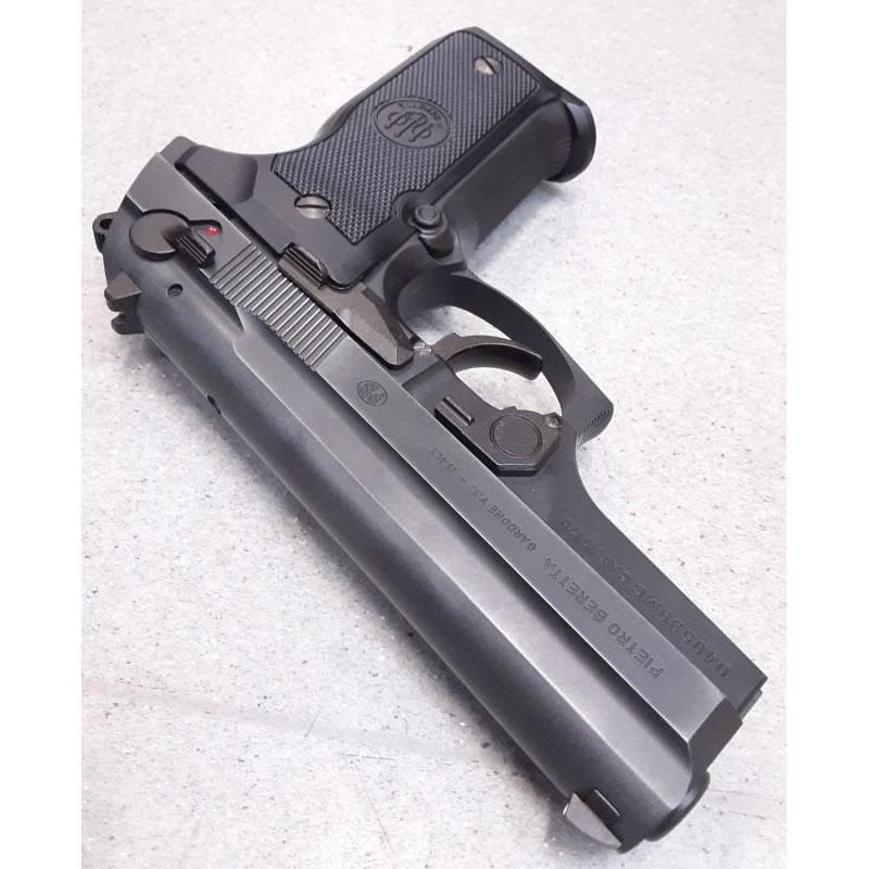 画像3: 【中古/BLKガスガン】BERETTA M8045 カーボンブラック HW製(ウェスタンアームズ)
