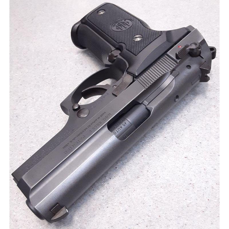 画像4: 【中古/BLKガスガン】BERETTA M8045 カーボンブラック HW製(ウェスタンアームズ)