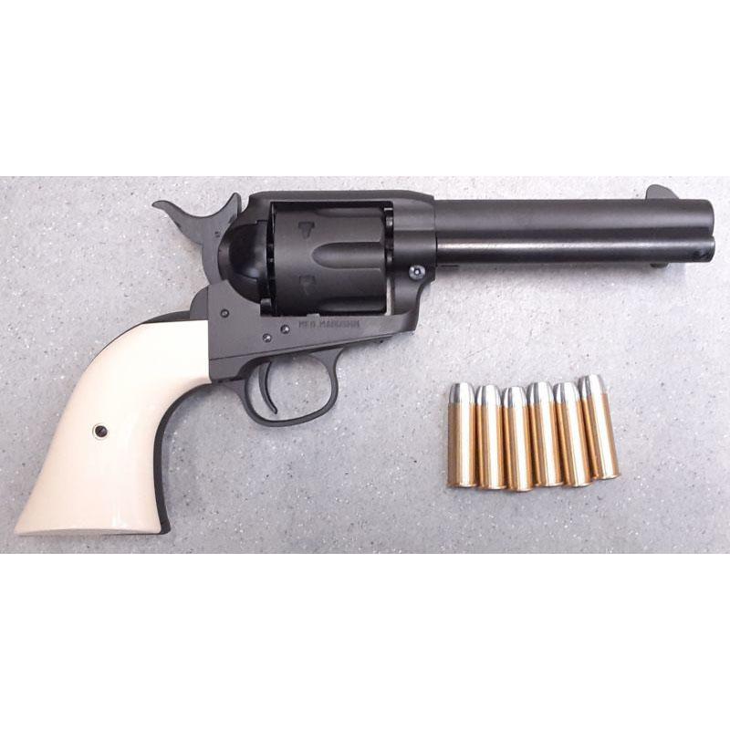 画像2: 【中古/ガスガン】コルトSAA.45ピースメーカー (HWブラック)6mmBB弾Xカートリッジ仕様 HW製(マルシン)