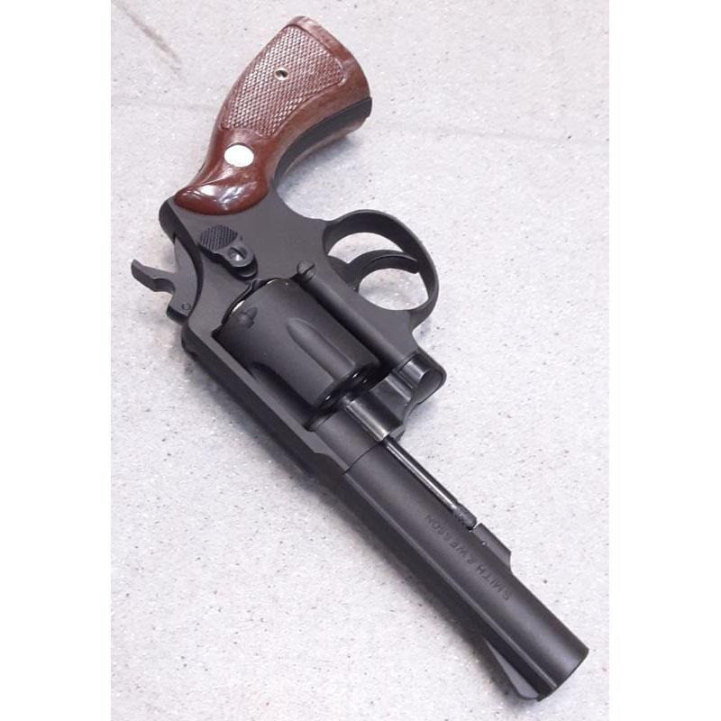 画像3: 【中古/ガスガン】スミス&ウェッソンM10 4インチ 6mmBB弾Xカートリッジ仕様 HW製(マルシン)