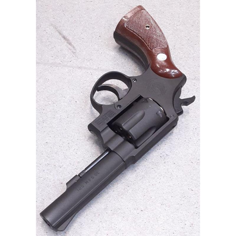 画像4: 【中古/ガスガン】スミス&ウェッソンM10 4インチ 6mmBB弾Xカートリッジ仕様 HW製(マルシン)