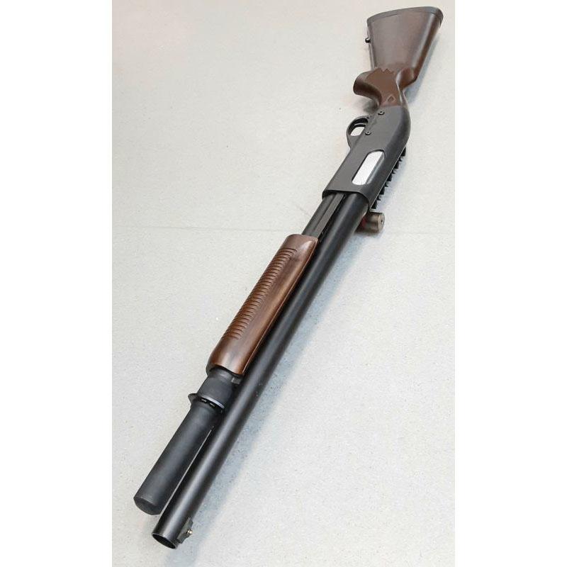 画像4: 【中古/ガスガン】M870 ウッドストックver. ライトチューン 金属製(マルイ)
