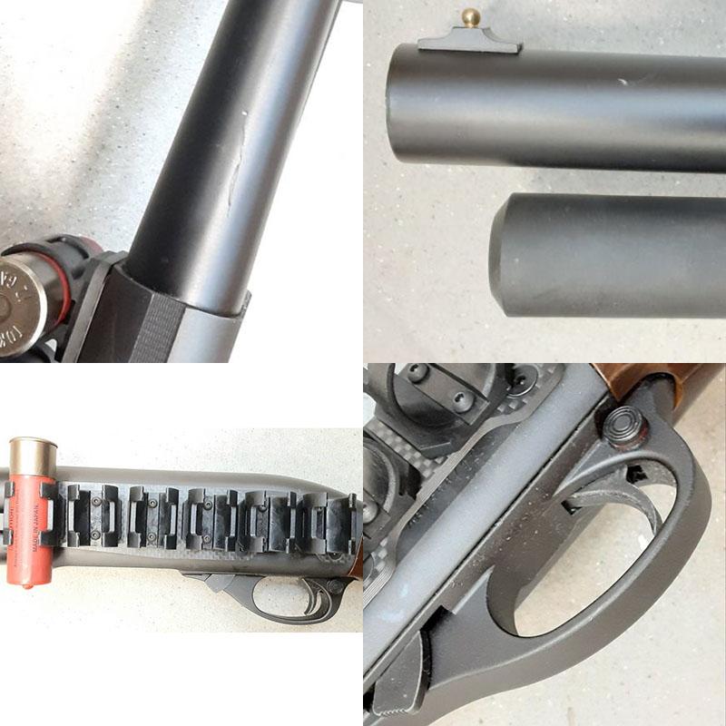 画像5: 【中古/ガスガン】M870 ウッドストックver. ライトチューン 金属製(マルイ)