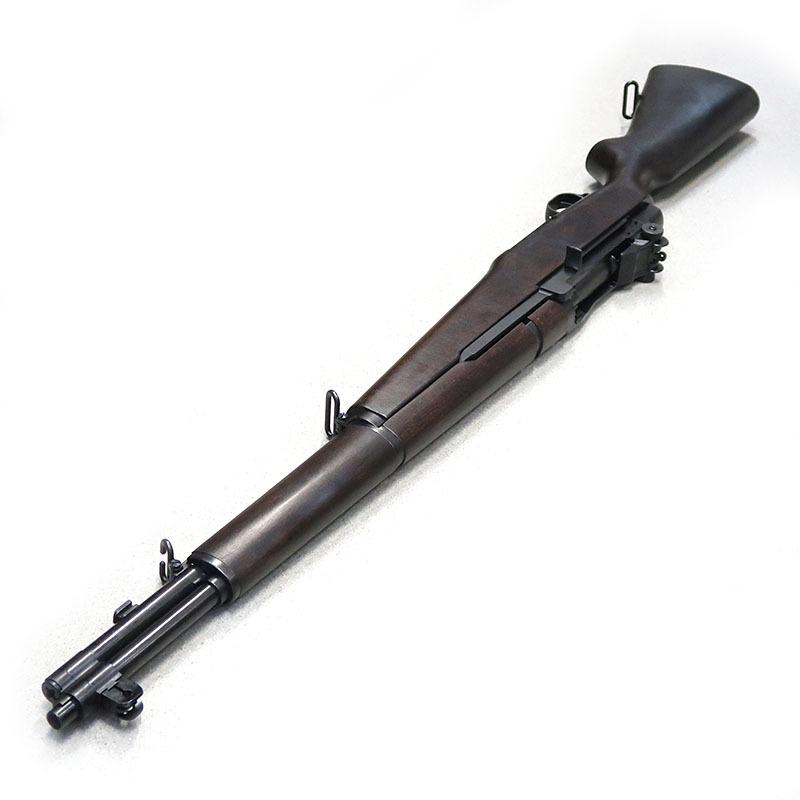画像3: 【中古/BLKガスガン】M1ガーランドライフル [6mmBB弾仕様] 金属/木製(マルシン)