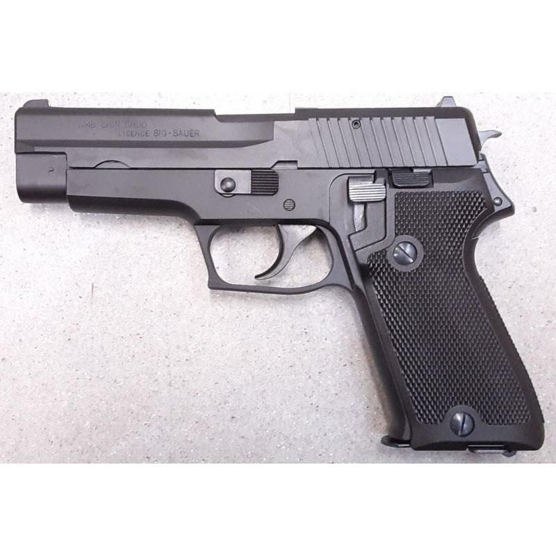 画像1: 【中古/BLK式モデルガン】SIG P220 9mm拳銃 (航空自衛隊ver,)【Evolution】(タナカ)