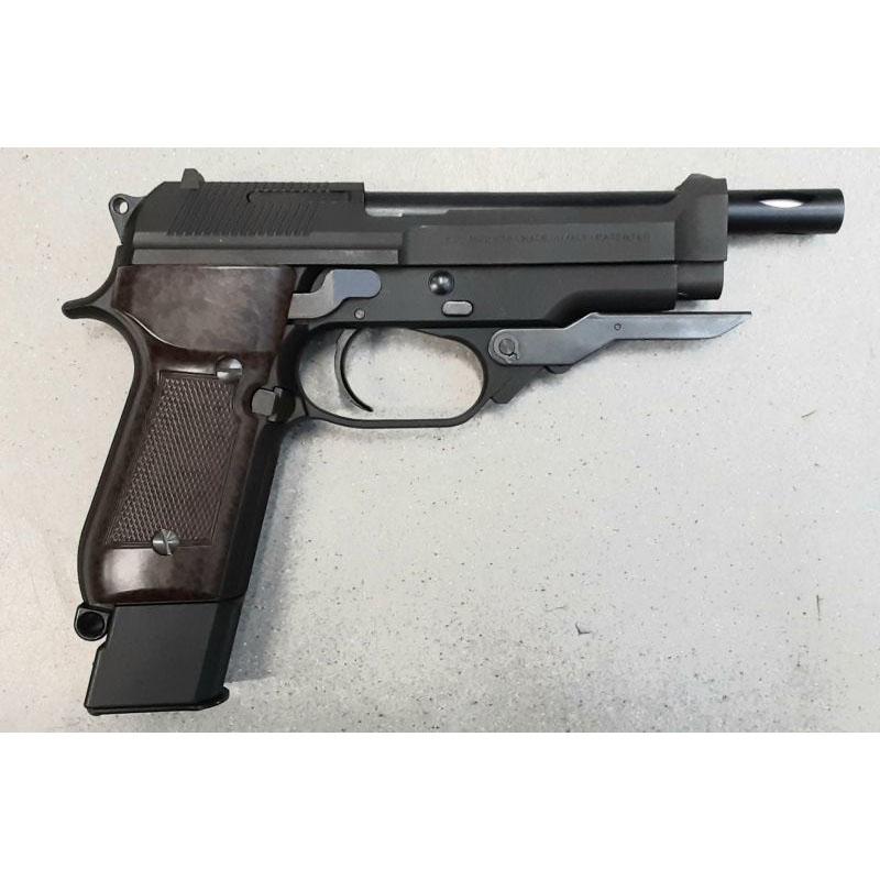 画像2: 【中古/BLK発火式モデルガン】M93R 2nd Ver.    HW製 (KSC)