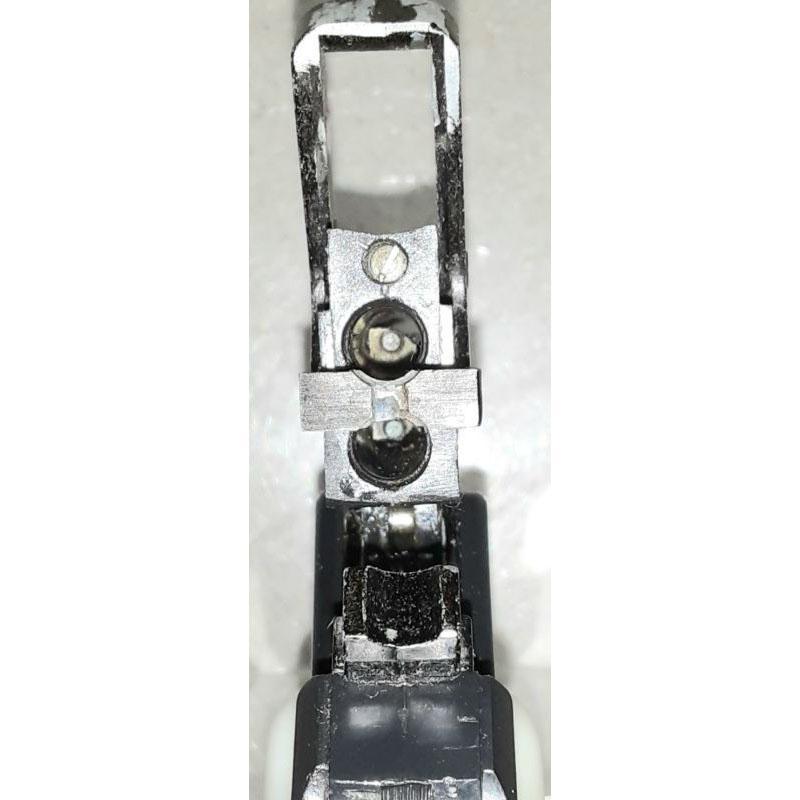 画像4: 【代引限定商品】【中古/発火式モデルガン】ハイスタンダードデリンジャー ABS製(ハドソン)
